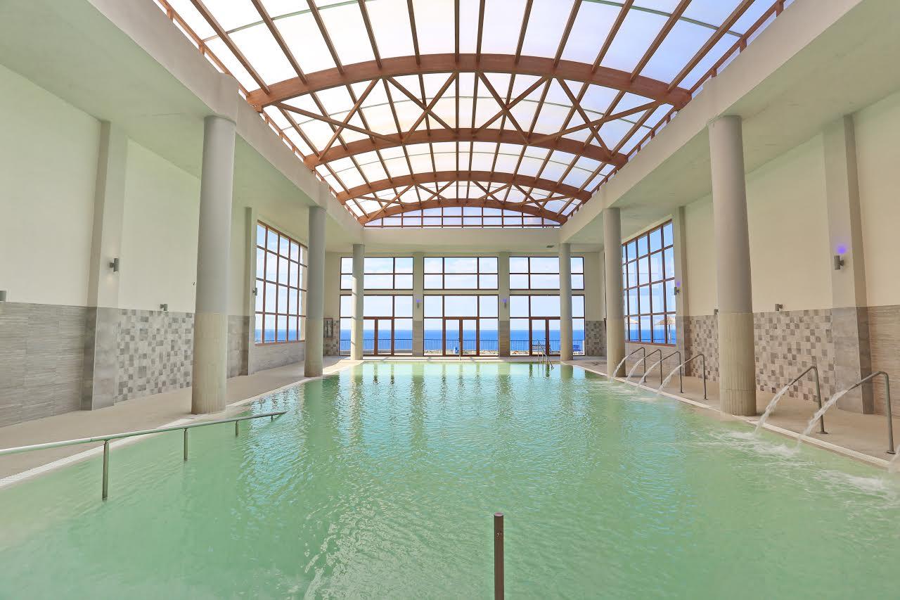 natural thermal spa of agia paraskevi halkidiki - Terra Olivia Luxury Villas & Suites